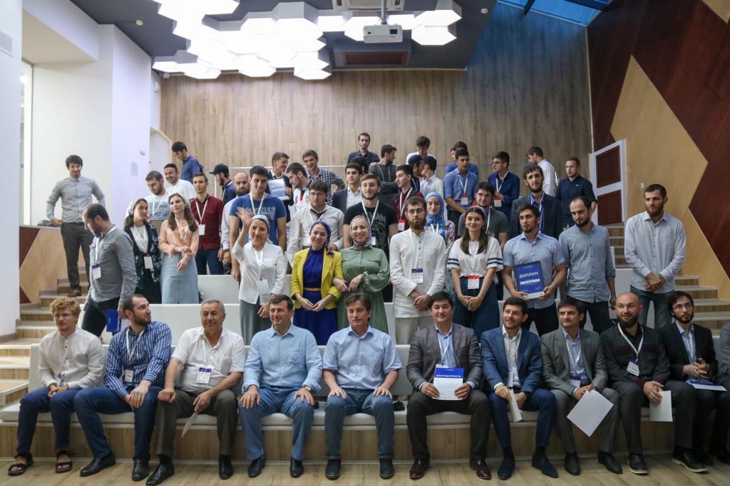 Цифровой прорыв в Грозном
